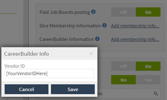 CareerBuilder Info