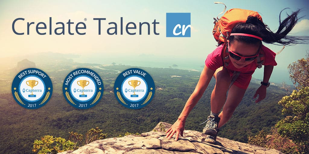 Crelate Wins Key Recognition in Recruiting Software from Capterra