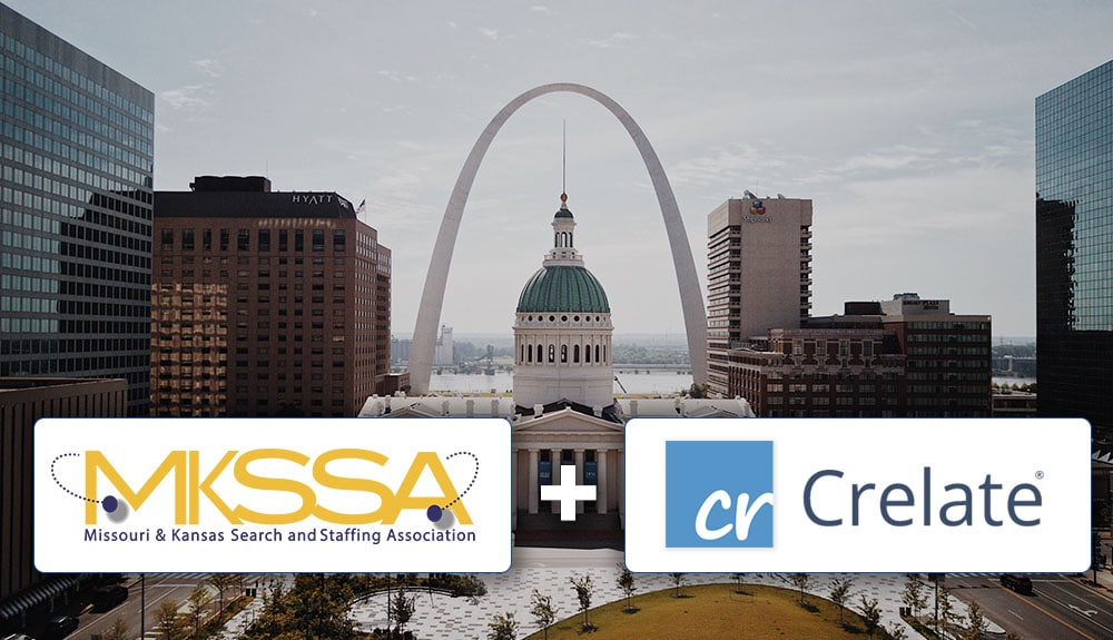 Crelate partners with the Missouri and Kansas Search and Staffing Association