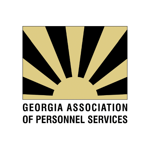 Georgia Association of Personnel Services Logo
