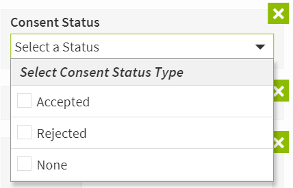 Crelate ATS GDPR Filter by Consent Status Feature