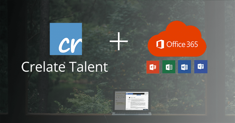 Crelate Deepens Integration with Microsoft Office Online