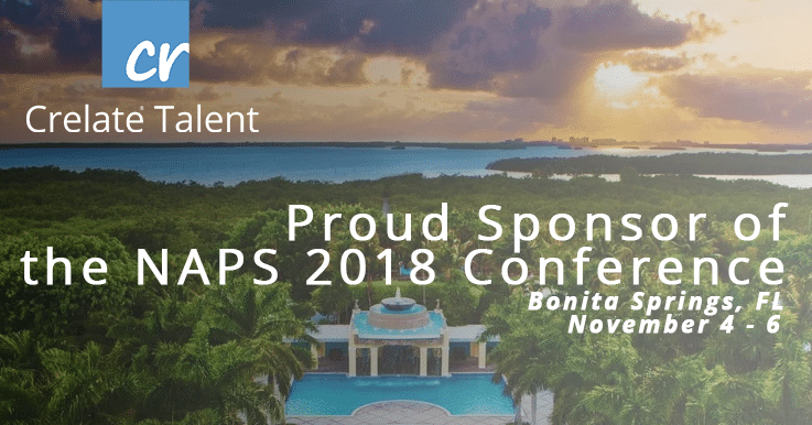 Crelate Sponsors Annual NAPS Conference for Personnel Services