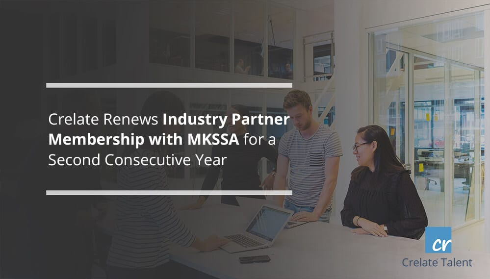 Crelate Partners with MKSSA for the Second Consecutive Year