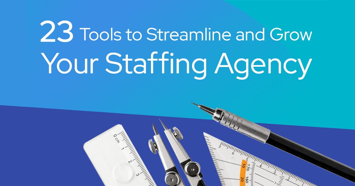 Staffing Tools to Help Firms Optimize Current Business Operations and Maximize Profit
