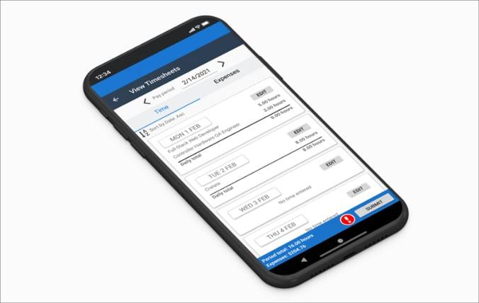 Crelate 'Connector' Mobile App