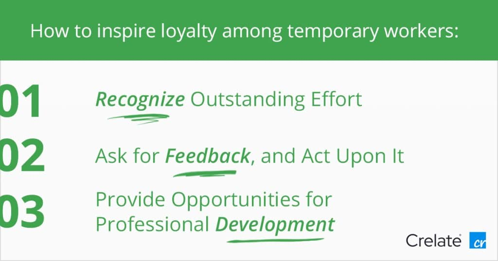 Staffing Agency Loyalty Best Practices