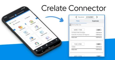 Crelate Connector Mobile Staffing and Recruiting App