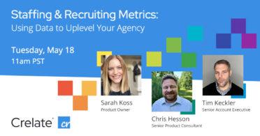 Recruiting Metrics Webinar
