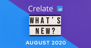 Crelate's August 2020 feature release including resume toolbox and premium resume parsing for candidate resumes