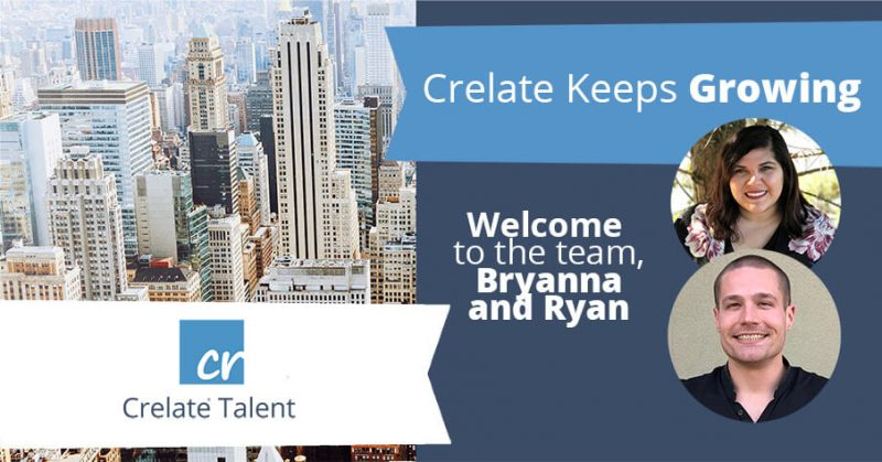 New Customer Success Specialists at Crelate